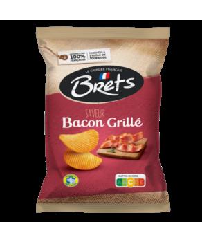 Chips Bret's au Bacon grillé
