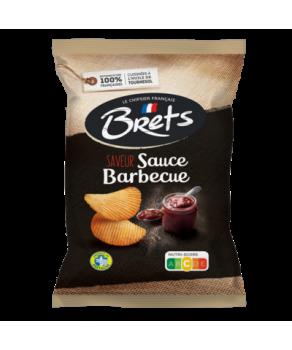 Chips Bret's à la sauce barbecue