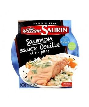 Saumon sauce à l'oseille...