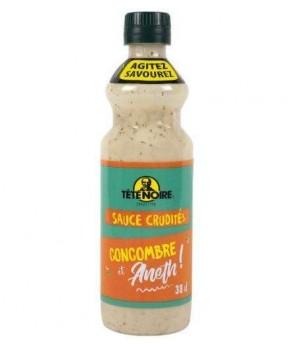 Sauce crudités Concombre et...