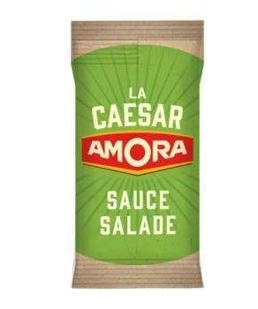 Sauce Caesar dosette 50 x 30 ml Amora