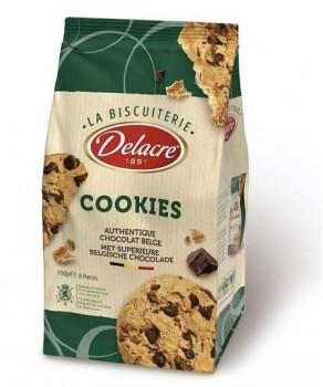 Cookies au chocolat belge...