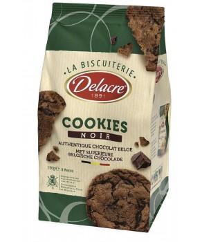 Cookies au chocolat noir...