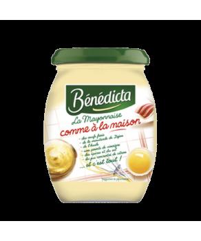 Mayonnaise comme à la maison Bénédicta