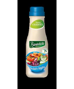 Sauce Salade Crudités Nature Légère Bénédicta