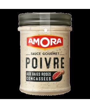 Sauce Gourmet Poivre Amora