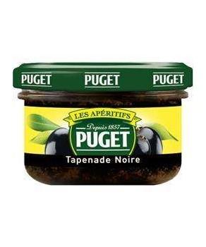 Tapenade d'olives noires Puget