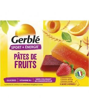 Pâtes de fruits Gerblé