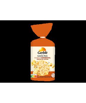 Galette au Maïs saveur emmental Gerblé