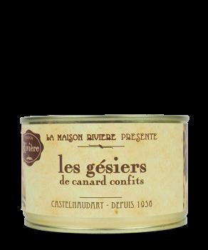 Gésiers de Canard Confit...