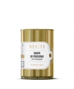 Soupe de Poissons Marius...