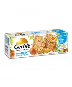 Biscuits Saveur Abricot et Pistache Gerblé