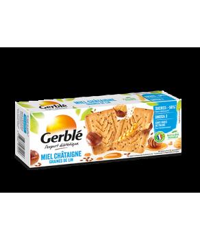 Biscuits Miel et Châtaigne Gerblé