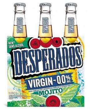 Desperados Mojito Sans Alcool