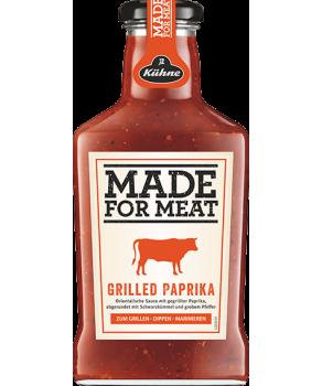 Sauce Grilled Paprika Made...