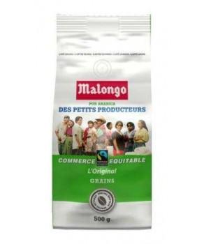 Café en grains Petits Producteurs Malongo