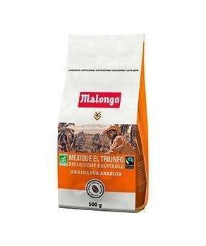Café en grains Mexique El Triunfo Malongo