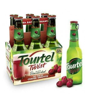 Tourtel Twist Cerise Griotte