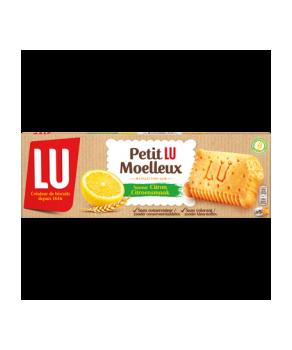 Petit Lu Moelleux au citron