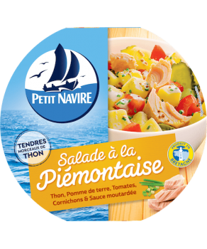 Salade à la Piémontaise Petit Navire