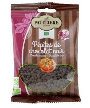 Pépites de chocolat bio LA...