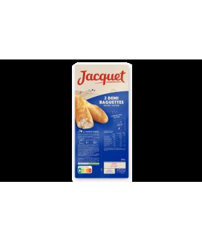 Demi-Baguettes nature Jacquet