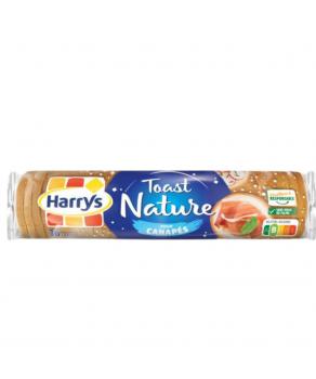Toast rond nature Harrys