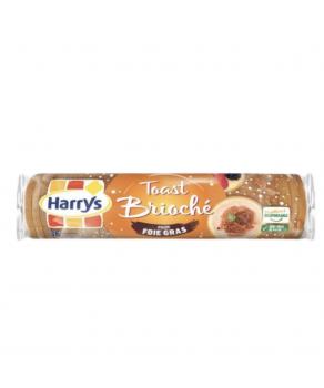 Toast rond brioché Harrys