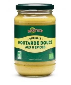 Moutarde aux 6 épices Bioster