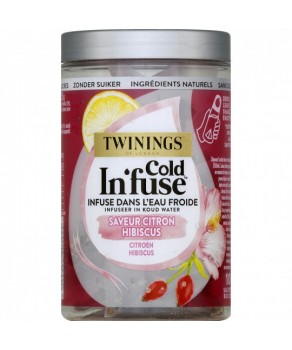 Cold Infuse Citron Hibiscus Twinings