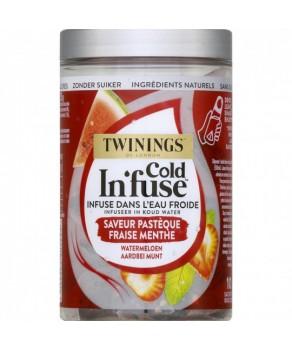 Cold Infuse Pastèque Fraise Menthe Twinings