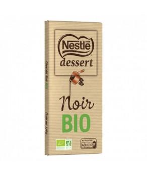Chocolat noir Bio Nestlé Dessert