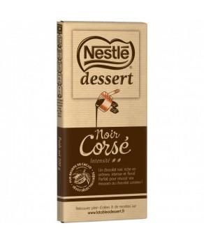 Chocolat noir corsé Nestlé...
