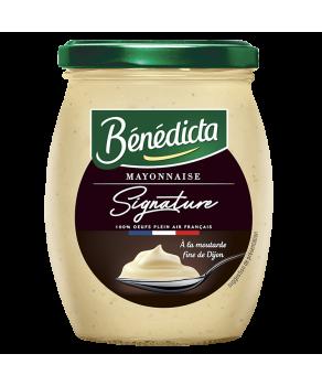 Mayonnaise signature Bénédicta