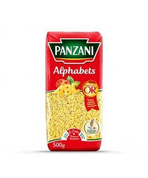Alphabets Panzani
