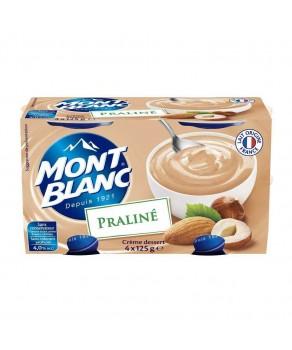 Crème dessert Praliné Mont...