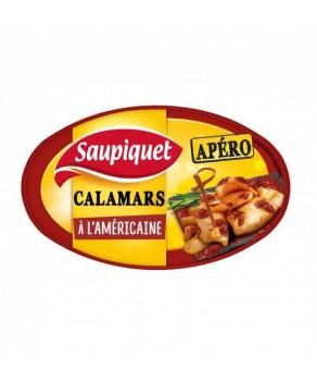 Calamars à l'américaine Saupiquet