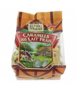 Caramels au lait frais...