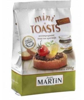 Mini Toasts Jean Martin