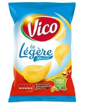 Chips allégés vico Nature