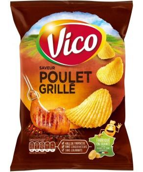 Chips poulet Grillé