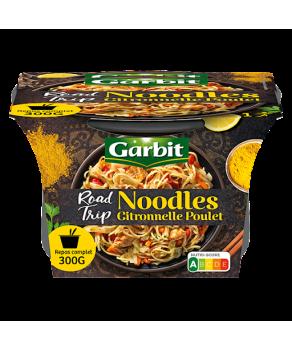 Noodles Citronnelle Poulet...
