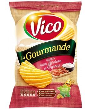 Chips Vico saveur lardons...