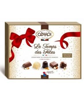 Boîte Cémoi chocolatier