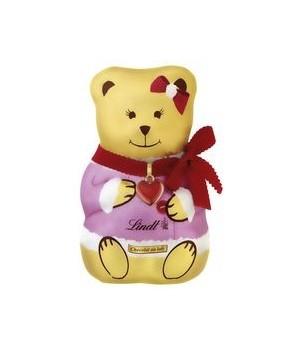 Ours en Chocolat au Lait Lindt
