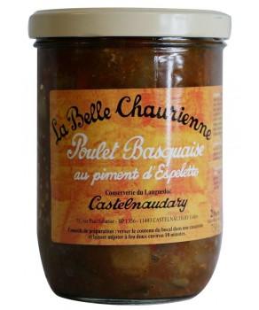 Poulet Basquaise La Belle Chaurienne