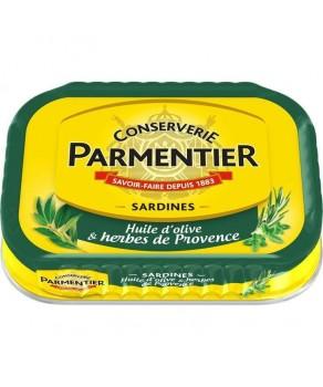 Sardines aux herbes de...