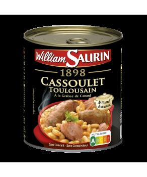 Cassoulet Toulousain...