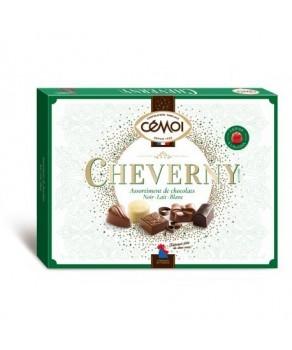 Boîte Cheverny Assortiment avec Alcool Cémoi
