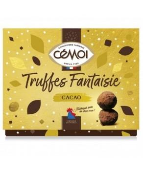 Truffes au Cacao Cémoi